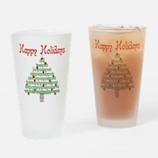 Genealogy NumbersTree.jpg Drinking Glass