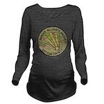 Cochise County Borde Long Sleeve Maternity T-Shirt