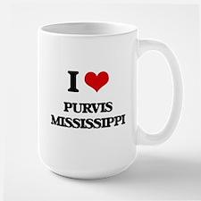 I love Purvis Mississippi Mugs