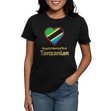 Happily Married Tanzanian Tee