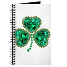 Cute Saint patricks day Journal