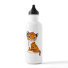 Cute Cat cartoon Water Bottle