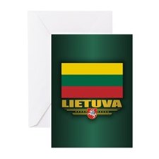 Lithuania Greeting Cards