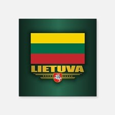 Lithuania Sticker