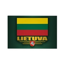 Lithuania Magnets
