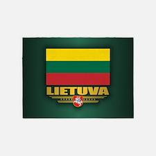 Lithuania 5'x7'Area Rug