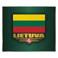 Lithuania King Duvet