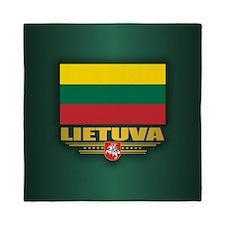 Lithuania Queen Duvet
