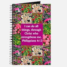 PHILIPPIANS 4:13 Journal