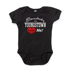 Unique Youngstown Baby Bodysuit