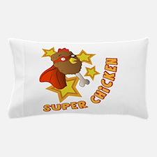 Super Chicken Pillow Case