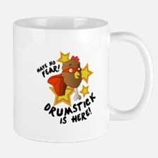 Drumstick Is Here Mugs