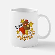 Crispy Justice Mugs