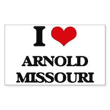 I love Arnold Missouri Decal