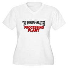 """""""The World's Greatest Processing Plant"""" T-Shirt"""