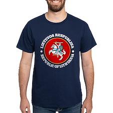 Lithuania COA rd T-Shirt