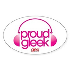 Proud Gleek Decal