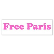 Paris Hilton Bumper Bumper Sticker