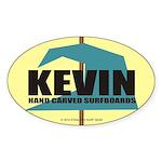 Kevin Hand Carved Surfboards