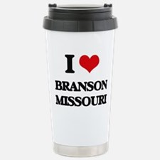 I love Branson Missouri Travel Mug