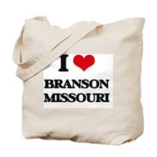 I love Branson Missouri Tote Bag