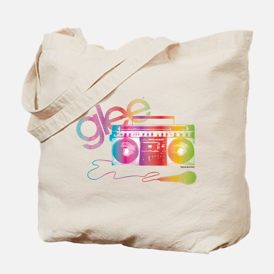 Glee Boombox Tote Bag
