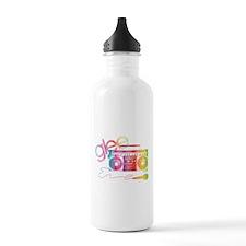 Glee Boombox Water Bottle