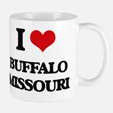 I love Buffalo Missouri Mug