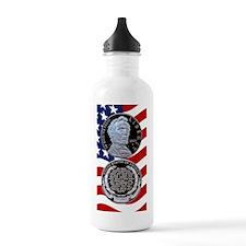 Lincoln Commemorative Water Bottle