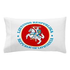 Lithuania COA rd Pillow Case