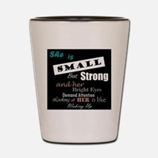 Small but Strong Shot Glass