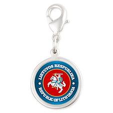Lithuania COA rd Charms