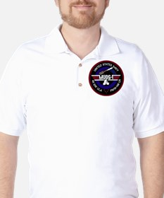 MUOS-1 Golf Shirt