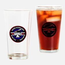 MUOS-1 Drinking Glass