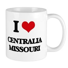 I love Centralia Missouri Mugs