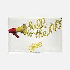 Glee No Rectangle Magnet