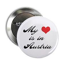 My Heart is in Austria Button