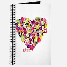 Glee Heart Journal