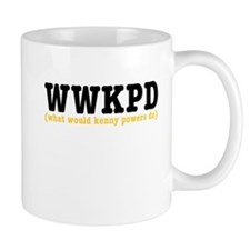 Eastbound and Down: WWKPD Mug