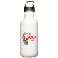 Glee Photos Water Bottle