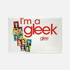 Glee Photos Rectangle Magnet