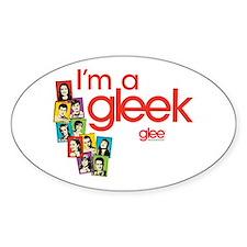 Glee Photos Decal