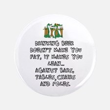 "Beer Drinking 3.5"" Button (100 pack)"