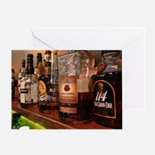 Bourbons Greeting Card