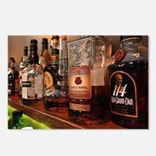 Bourbons Postcards (Package of 8)
