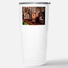 Bourbons Stainless Steel Travel Mug