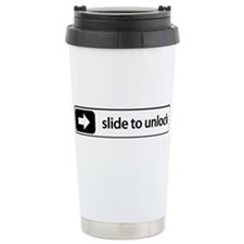 Slide to unlock Travel Mug