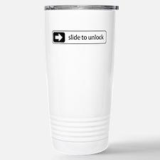 Slide to unlock Travel Mug