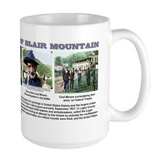 Battle Of Blair Mountain, Wv Mugs