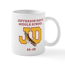 Jefferson Davis Middle Mug